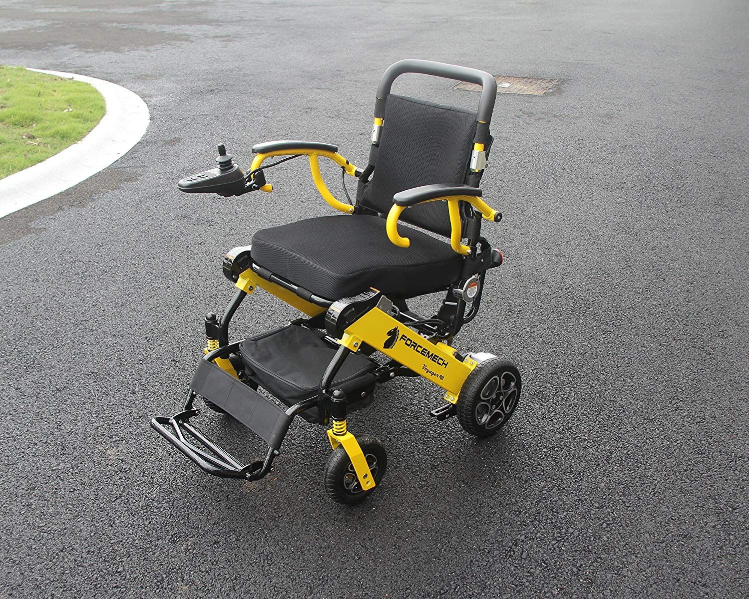 Forcemech Voyager Portable Wheelchair