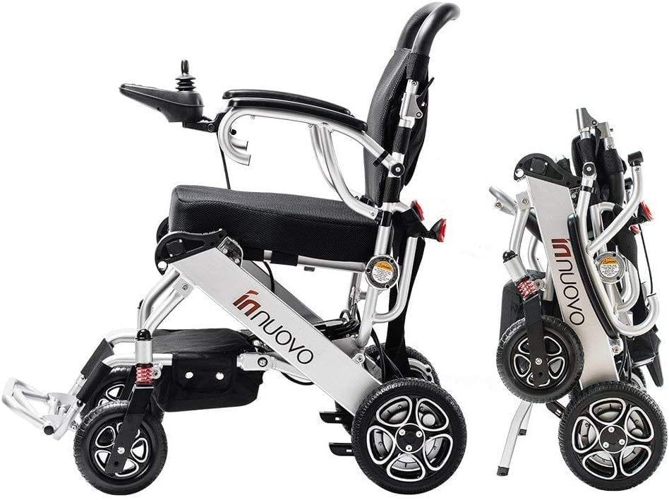 Innouvo Intelligent wheelchair