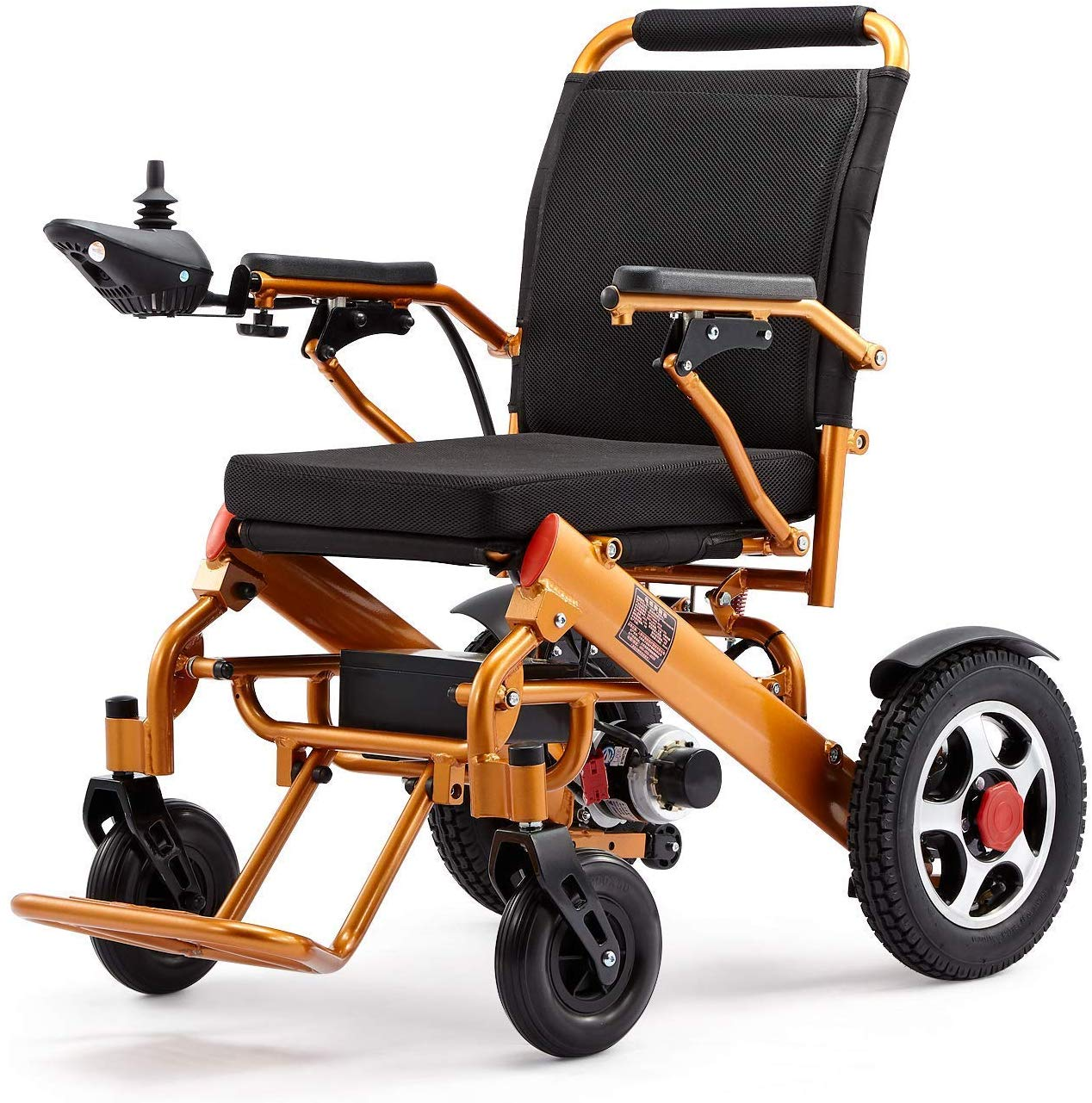 Lifestyle E-7 Deluxe Compact Wheel Chair