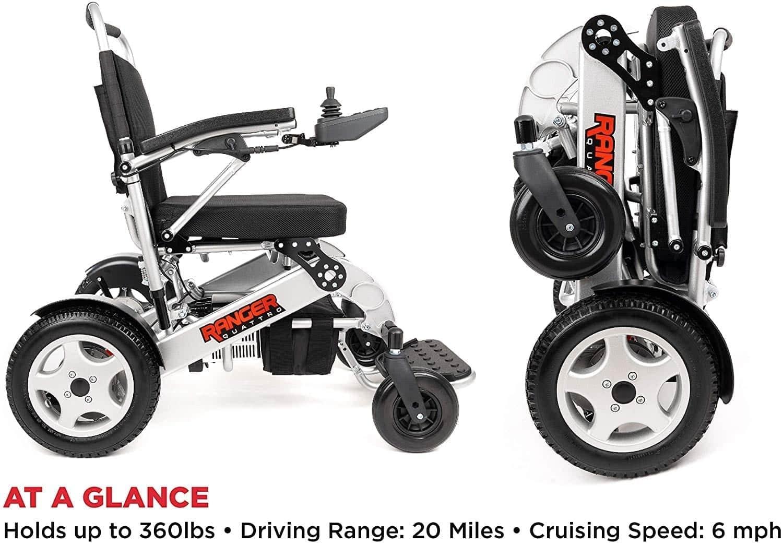 Porto Mobility Electric Wheelchair