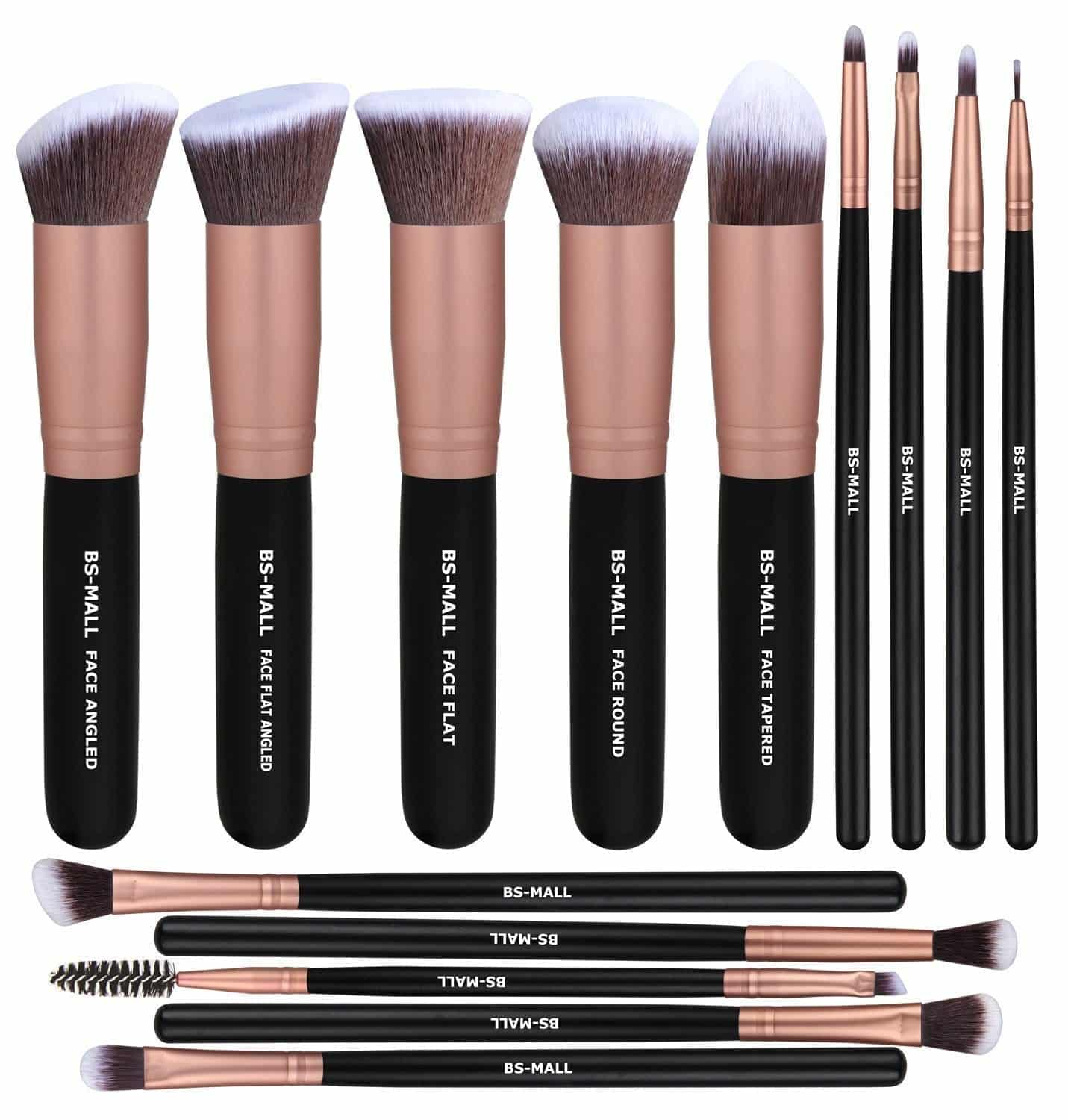 Premium Makeup Brushes by BS-MALL