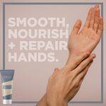 Smooth moisturizing hand cream