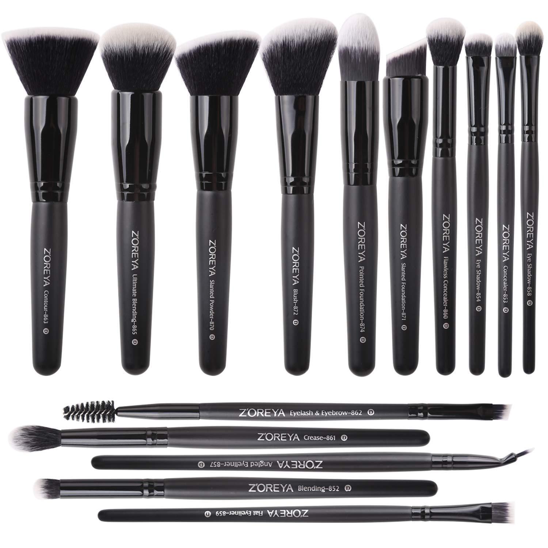 Zoreya Premium Makeup Brush Set