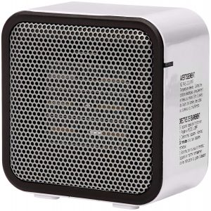 AmazonBasics 500-Watt Personal Mini Heater