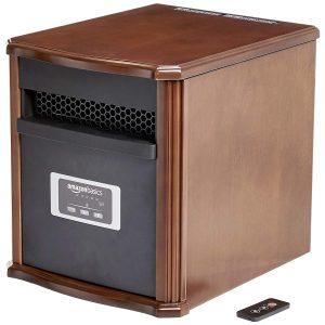 AmazonBasics Eco-Smart Portable Space Heater