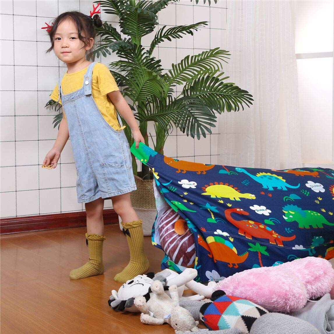 Animal stuffed Storage Bean Bag Chair for both Kids and Adults