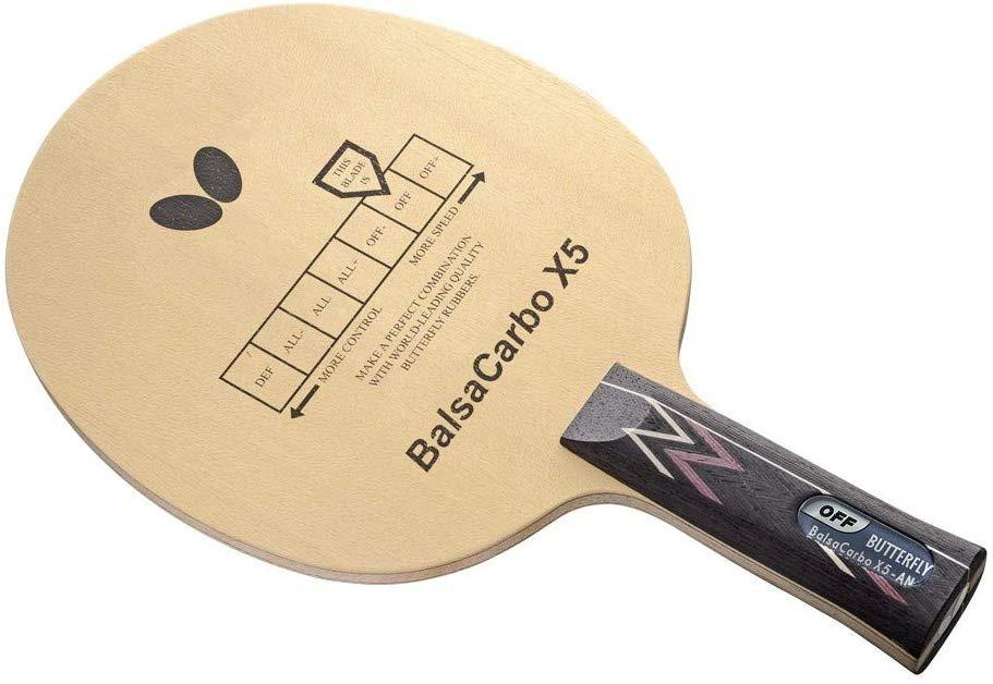 Balsa Carbo X5 Table Tennis Blade