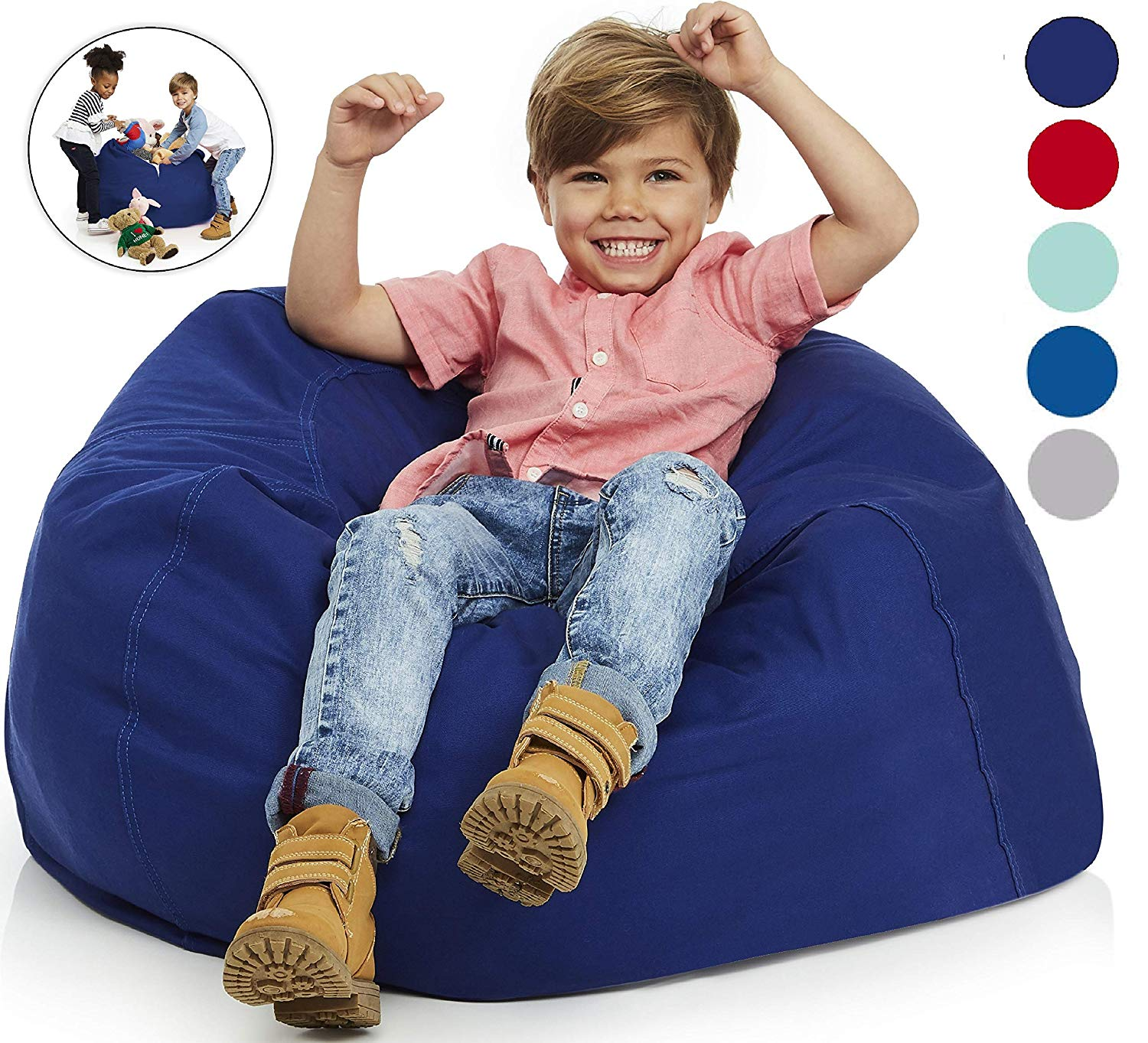 Delmach Bean Bag Chair Cover