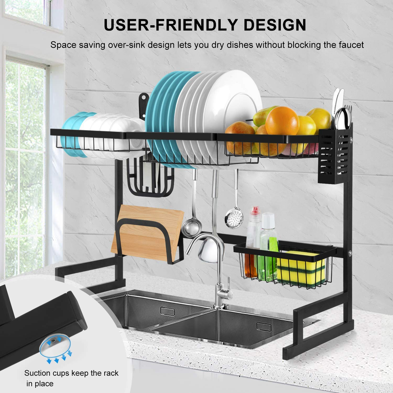 Dish Drying Shelf/Rack from HabiLife