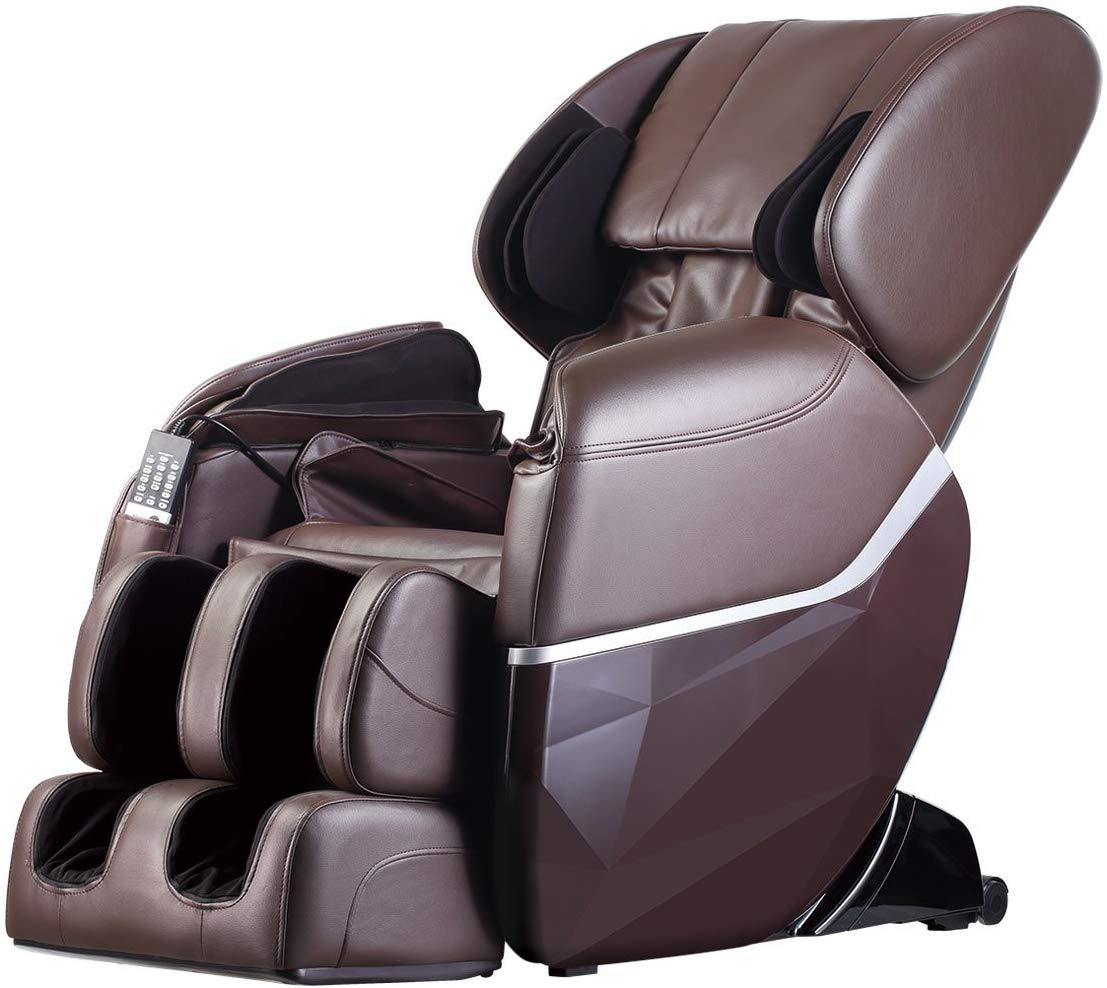 Electric Full Body Shiatsu Massage Chair by BestMassage