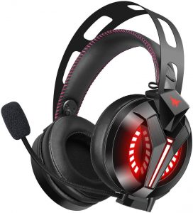 Gaming Headset by Combatwing