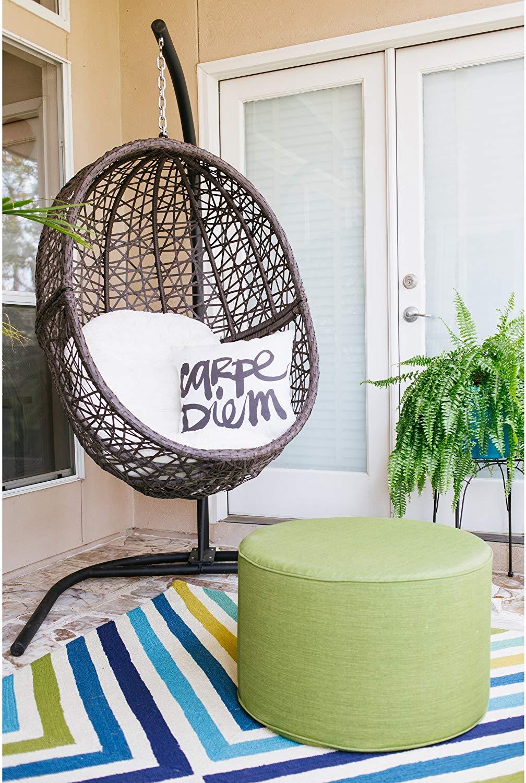 Island Bay Resin Wicker Egg Chair