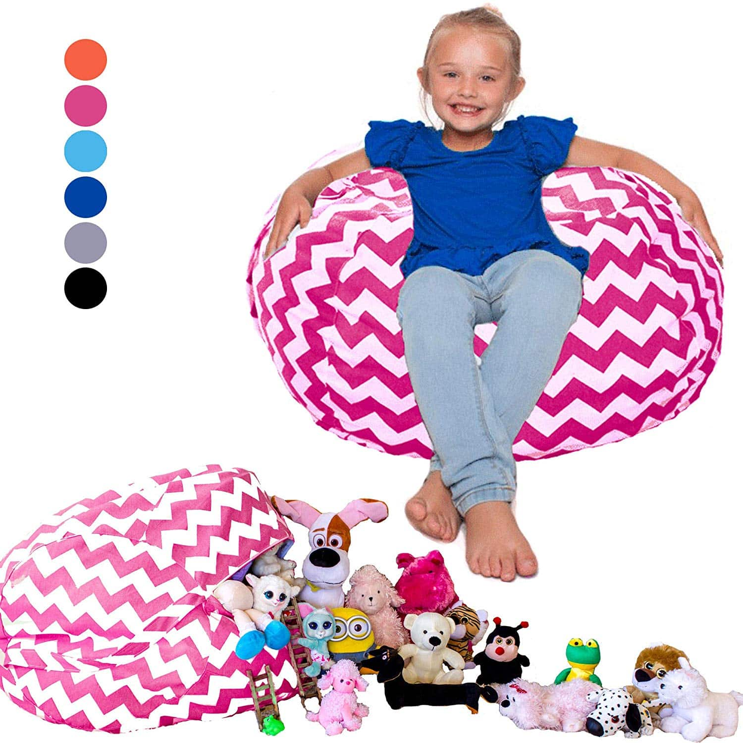 Lilly's Love Kids Bean Bag Chair