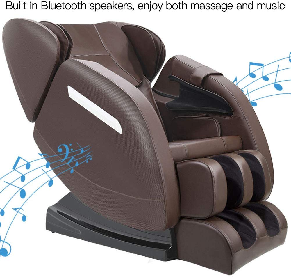 SmartMassageChairs Full Body Massage Recliner Chair