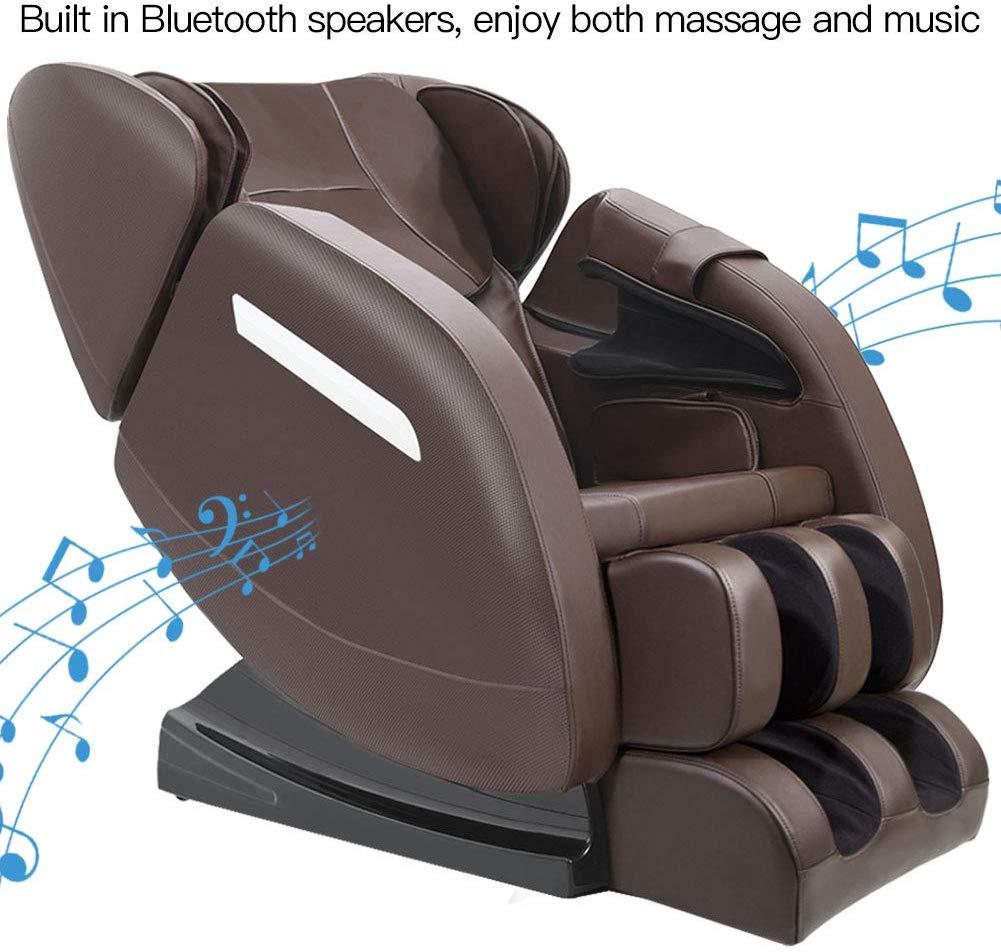 SmartMassageChairs Full Body Massage Recliner Chair
