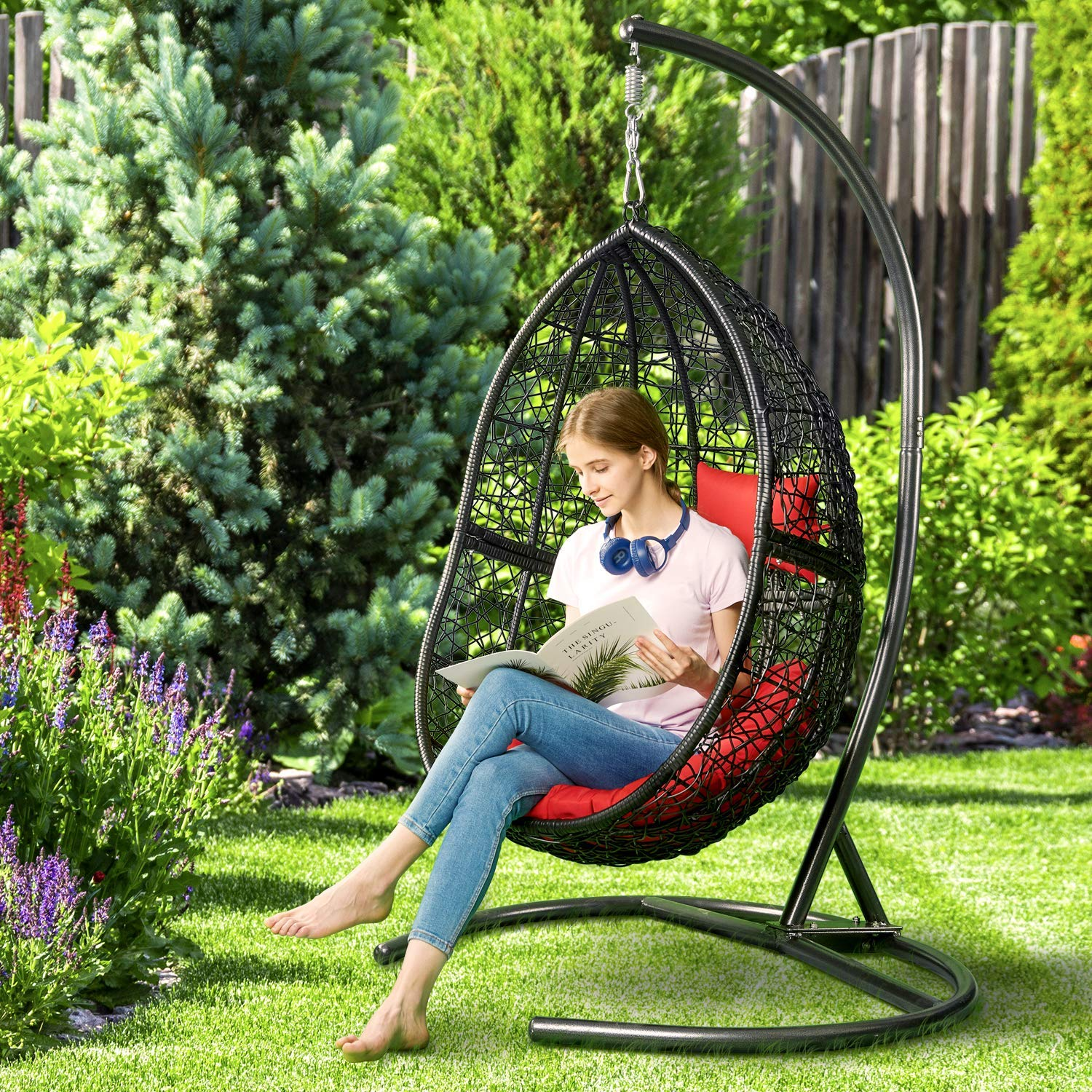 Top 10 Best Swing Chairs With Stand In 2020 | Ultimate Reviews