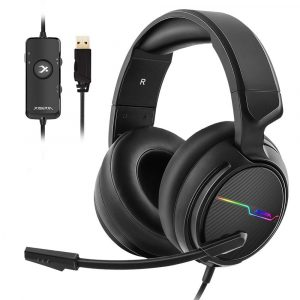 USB Pro Gaming Headset by Jeecoo