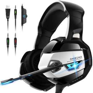 Xbox One Headset PS4 Gaming Headset by ONIKUMA