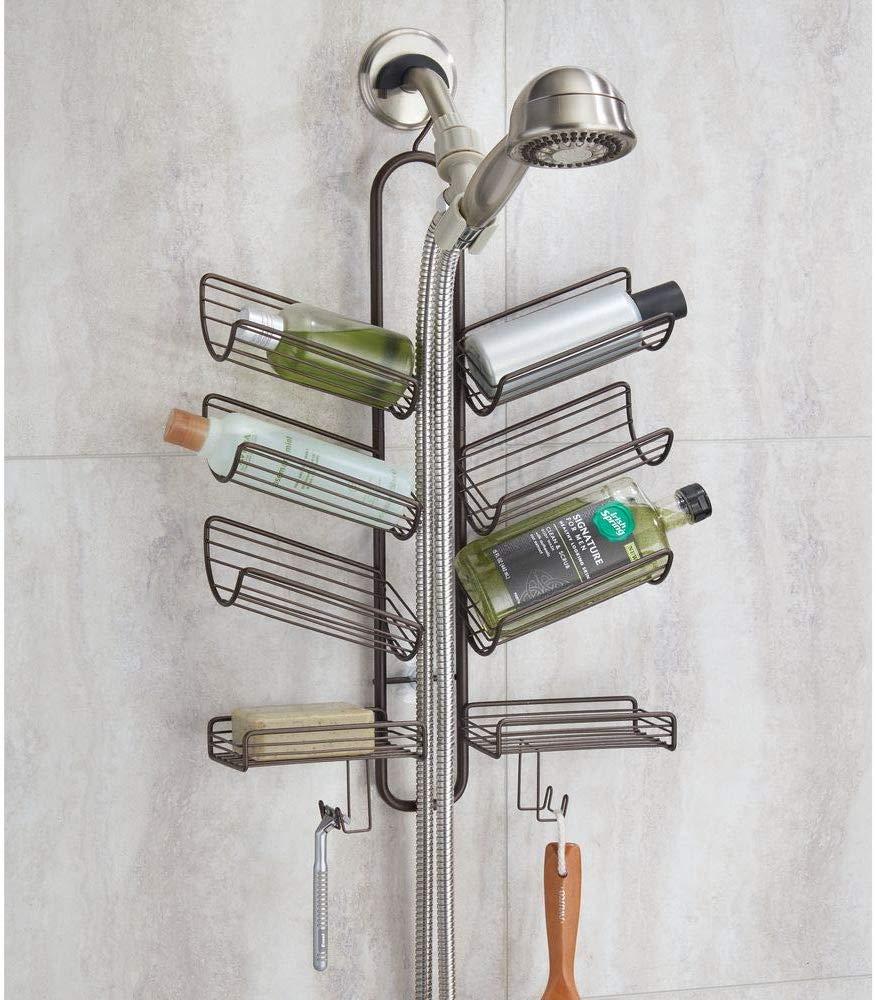 mDesign Shower & Bathroom Caddy