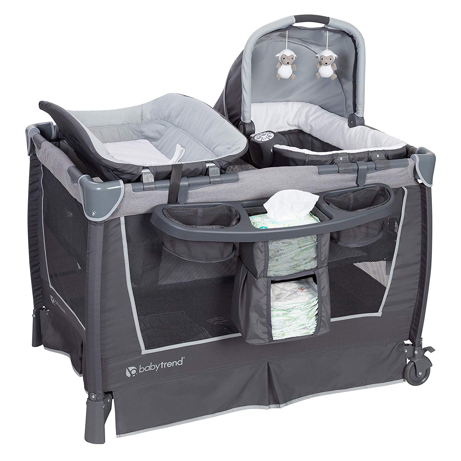 Baby Trend Baby Retreating Center For Nursery