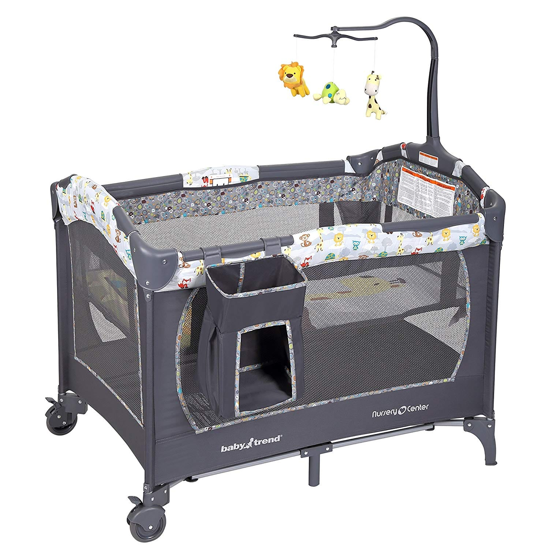 Baby Trend Center Tanzania Nursery Cart