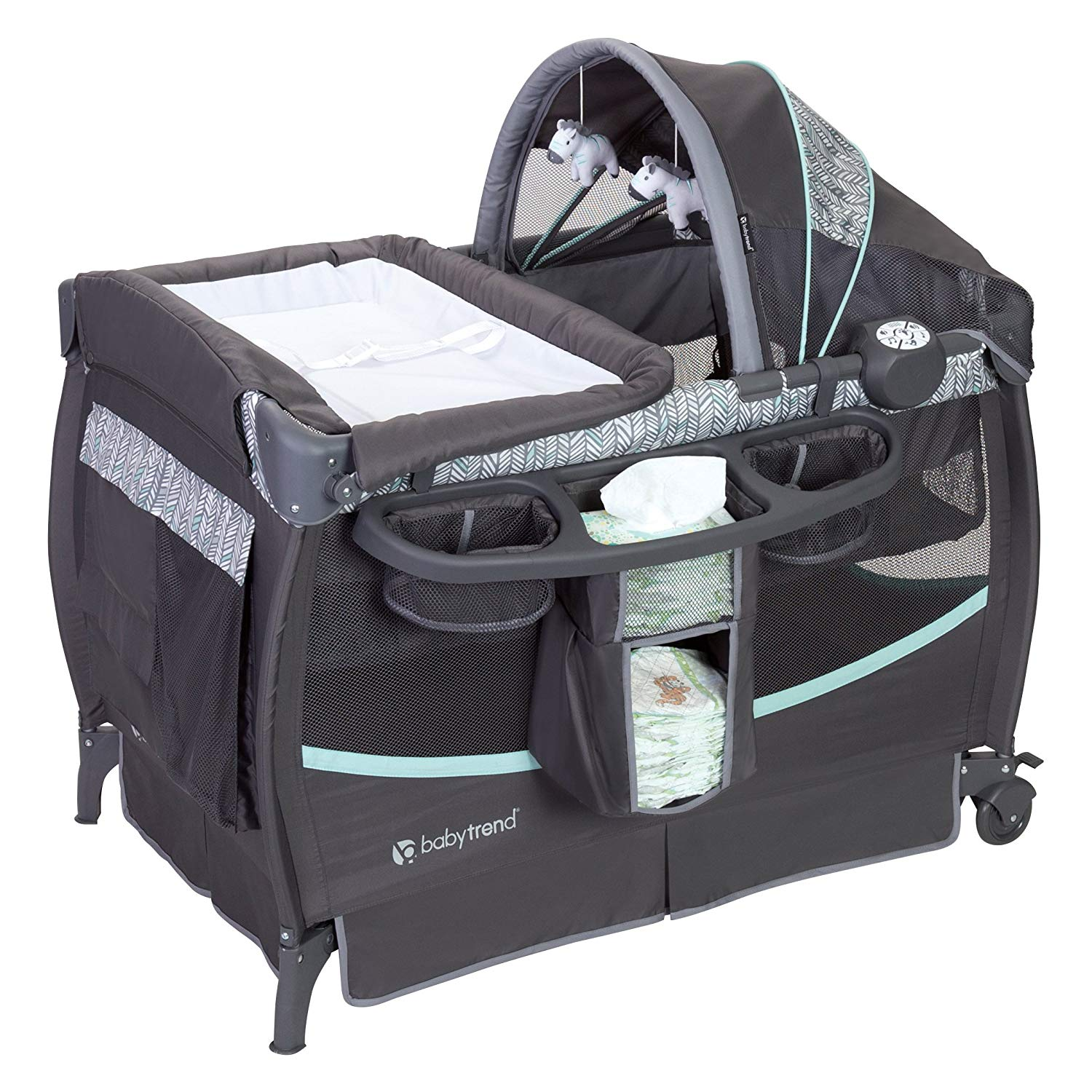 Baby Trend Nursery Deluxe II Center
