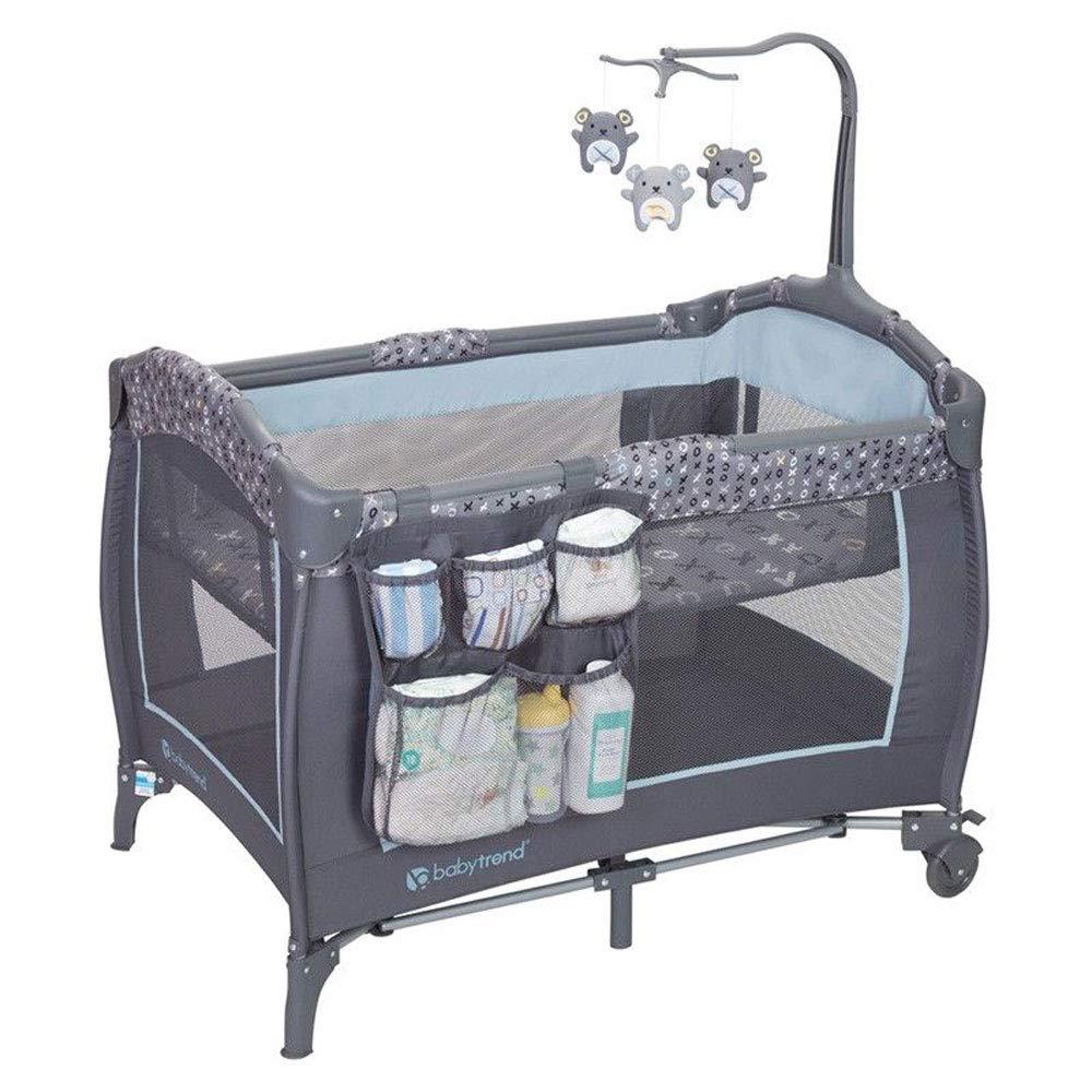 Baby Trend Play Center Wheel Nursery Yard