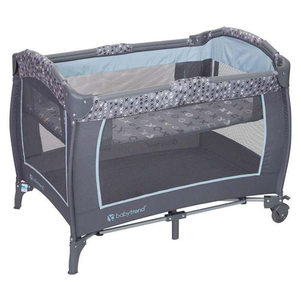 Baby Trend Starlight Blue Nursery Play Center Yard