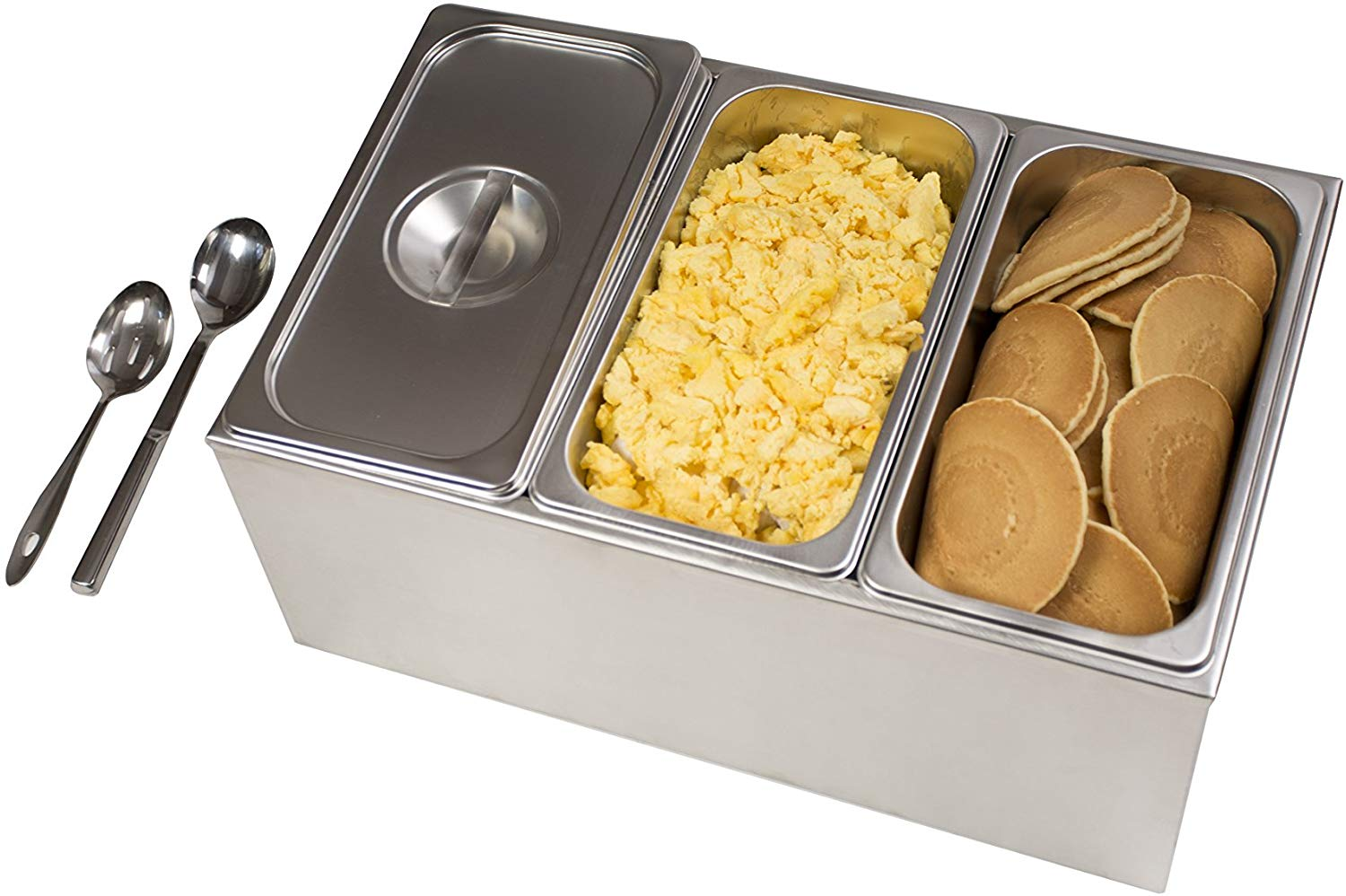 SYBO Commercial Food Warmer For Restaurants And Catering