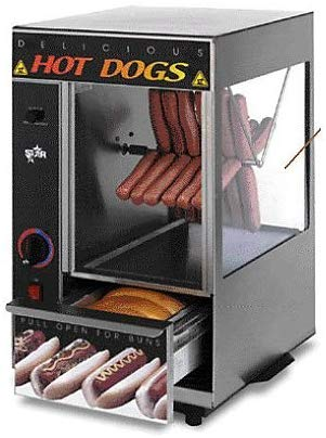 Star Manufacturing Co Hot Dog Cooker