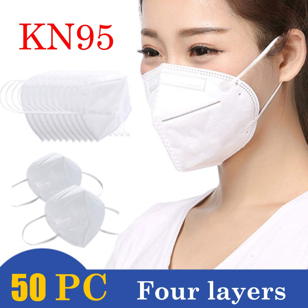 KN95 Disposable Face Mask Medical Mask Surgical Masks with Elastic Earloop