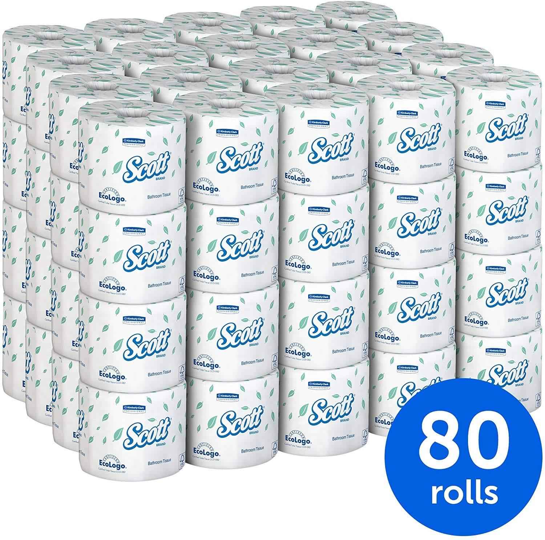 Kimberly-Clark Professional Bulk Toilet Paper