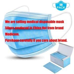 Medicom 2070 SafeMask Tailormade Masks