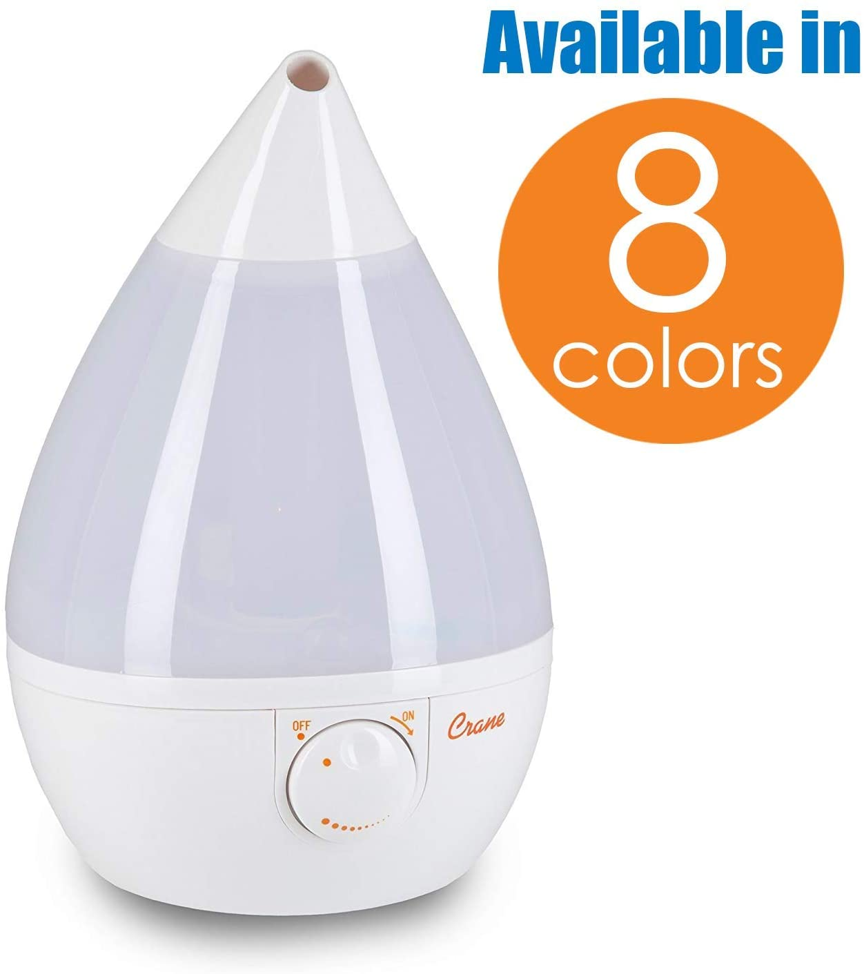 UltraSonic Cool Mist Humidifier by Crane
