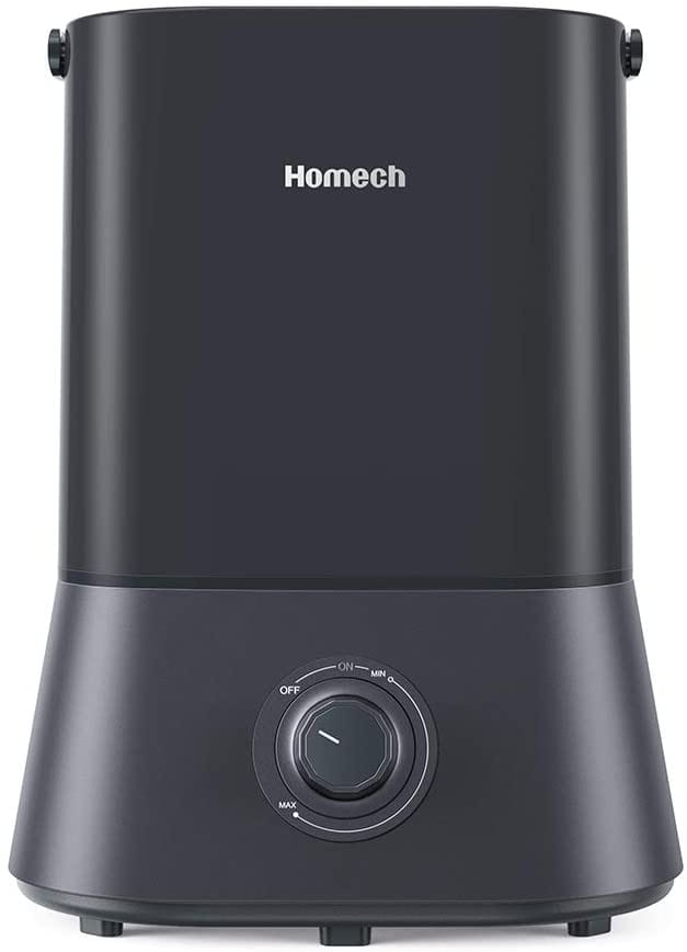 UltraSonic Cool Mist Humidifier by Homech