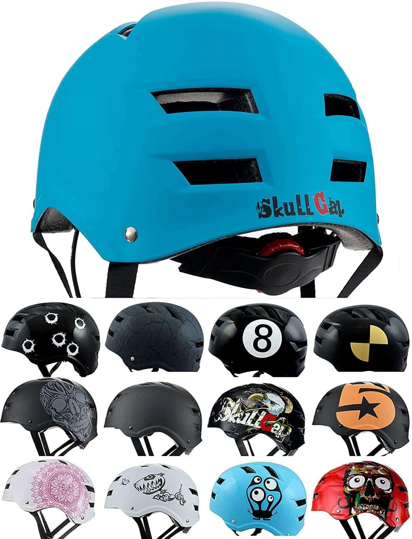 Skull Cap Kids & Adult Helmet
