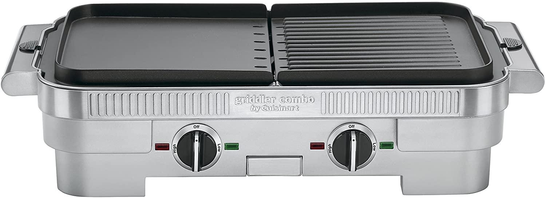 Cuisinart GR-55 stainless steel Griddler