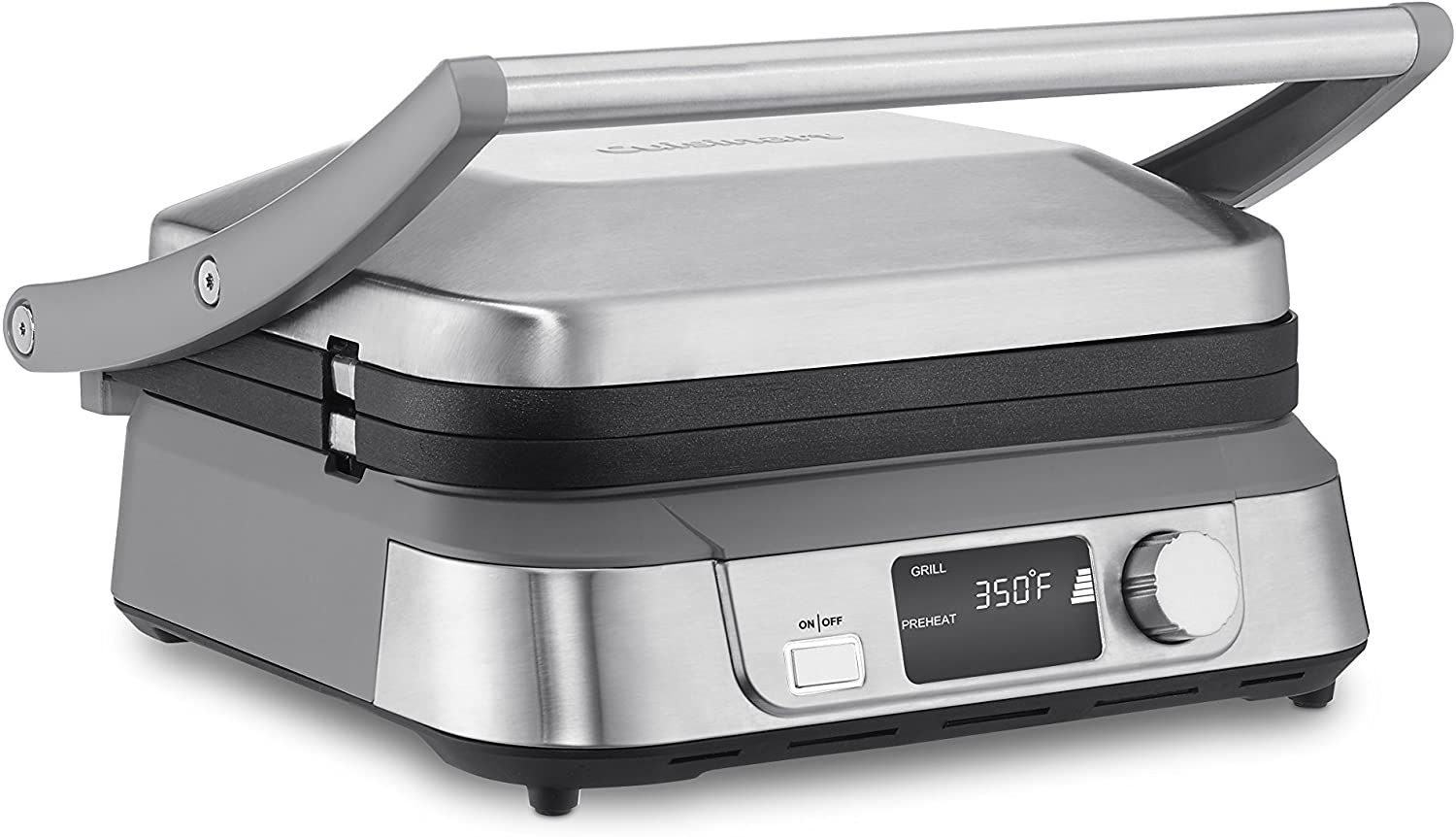 Cuisinart GR-5BP1 stainless steel electric Griddler